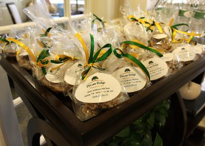 Event care packages for Pecan Ridge Memory Care